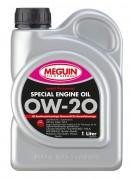 Моторное масло Meguin megol Motorenoel Special Engine Oil 0w-20