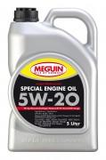 Моторное масло Meguin megol Motorenoel Special Engine Oil 5w-20