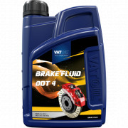 Тормозная жидкость Vatoil Brake Fluid DOT 4 (1л)
