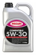 Моторное масло Meguin megol Motorenoel Compatible 5w-30