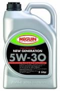 Моторное масло Meguin megol Motorenoel New Generation 5w-30