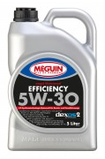 Моторное масло Meguin megol Motorenoel Efficiency 5w-30