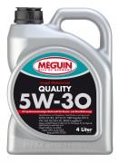 Моторное масло Meguin megol Motorenoel Quality 5w-30