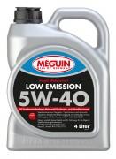 Моторное масло Meguin megol Motorenoel Low Emission 5w-40