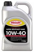Моторное масло Meguin megol Motorenoel Super Leichtlauf FAMO Premium 10w-40