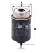 MANN Топливный фильтр MANN WK8131