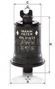MANN Топливный фильтр MANN WK614/24X