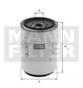 MANN Топливный фильтр MANN WK1176X