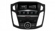Штатная магнитола Gazer CM6009-BK для Ford Focus (BK) 2015-2017 (Android 8.0)