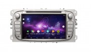 Штатная магнитола Gazer CM6007-BA7 для Ford Mondeo (BA7), Focus (DB) 2007-2012 Android 6.0+