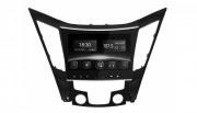 Штатна магнітола Gazer CM6509-YF для Hyundai Sonata (YF) 2010-2015 (Android 8.0)
