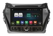 Штатная магнитола Incar TSA-2483 для Hyundai Santa Fe (IX45) 2013+ (Android 9.0)