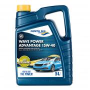 Моторное масло North Sea Wave Power Advantage 15W-40