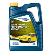 Моторное масло North Sea Wave Power Performance 10W-40