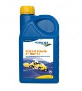 Мотоциклетное моторное масло North Sea Stream Power 4T 10w-50 (1л)