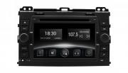 Штатная магнитола Gazer CM6007-TYT для Toyota Land Cruiser Prado 120 (2002-2009) Android 8.0