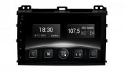 Штатная магнитола Gazer CM6509-TYT для Toyota Land Cruiser Prado 120 (2002-2010) Android 8.0
