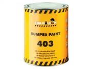Краска для бампера Chamaleon 403 Bumper Paint серая (1л)