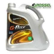 Полусинтетическое трансмиссионное масло G-Energy G-Box 75w-90 GL4