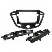 Переходная рамка Carav 22-1110 для Ford Transit Custom, Tourneo Custom 2012+, 2DIN / 9'