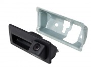 Камера заднего вида Gazer CC2000-1T5n для Audi A4, Q2, Q5 / Skoda Karoq, Kodiaq, Octavia, Superb, Yeti / VW Caddy, Tiguan