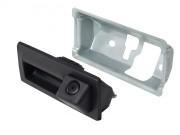 Камера заднего вида с активной (динамической) разметкой Gazer CC2015-1T5n для Skoda Superb, Yeti (в ручку багажника)
