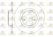 Тормозной диск ROADHOUSE 61473.00