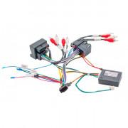Комплект переходников Carav 16-025 для подключения магнитолы 7', 9', 10.1' в автомобилях Audi A3, A4, TT