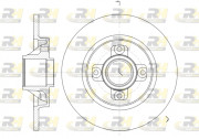 Тормозной диск ROADHOUSE 61058.00