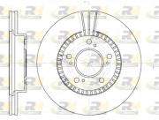 Тормозной диск ROADHOUSE 6586.10