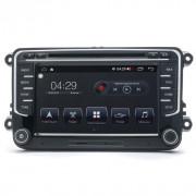 Штатная магнитола Prime-X 6110/7 DSP для Volkswagen Amarok, Beetle, Caddy, EOS, Golf, Jetta, Passat, Polo, Tiguan, Touran, Transporter (Android 10)