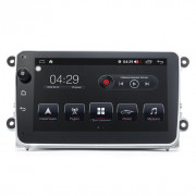 Штатная магнитола Prime-X 8870/8 DSP для Volkswagen Amarok, Beetle, Caddy, EOS, Golf, Jetta, Passat, Polo, Tiguan, Touran, Transporter (Android 10)