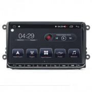 Штатная магнитола Prime-X 8875/9 DSP для Volkswagen Amarok, Beetle, Caddy, EOS, Golf, Jetta, Passat, Polo, Tiguan, Touran, Transporter (Android 10)
