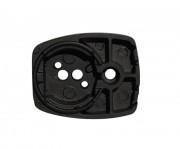 Штатное крепление для зеркала заднего вида Gazer MB017 (BMW / Citroen / FIAT / Ford / Peugeot / Volvo)