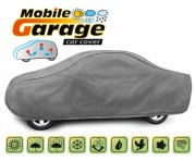 Тент для автомобиля Kegel Mobile Garage XL Pickup без кунга (серый цвет)
