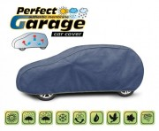 Тент для автомобиля Kegel Perfect Garage L1 Hatchback (темно-синий цвет)