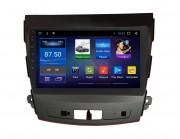 Штатная магнитола Sound Box Star Trek ST-7152T для Mitsubishi Outlander XL 2005-2012 (Android 7.1.1)