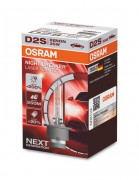 Ксеноновая лампа Osram D2S Xenarc Night Breaker Laser 66240XNL + 200%