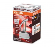 Ксеноновая лампа Osram D3S Xenarc Night Breaker Laser 66340XNL