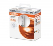 Комплект ксеноновых ламп Osram D2S Xenarc Original 66240 Duobox