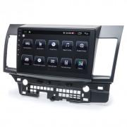 Штатная магнитола Prime-X 22-006 (10B / 10M) DSP для Mitsubishi Lancer Х 2007+ (Android 10)