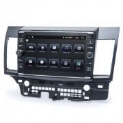 Штатная магнитола Prime-X 22-006/9K DSP для Mitsubishi Lancer Х 2007+ (Android 10)