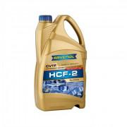 Синтетическое трансмиссионное масло для бесступенчатых коробок передач (вариаторов) Ravenol CVT HCF-2 Fluid