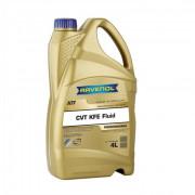 Синтетическое трансмиссионное масло для бесступенчатых коробок передач (вариаторов) Ravenol CVT KFE Fluid