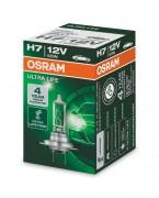Лампа галогенная Osram Ultra Life 64210 ULT (H7)