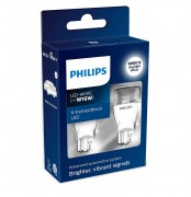 Комплект светодиодов Philips X-tremeUltinon LED gen2 (T15 / W16W) 11067XUWX2