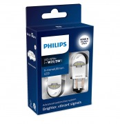 Комплект светодиодов Philips X-tremeUltinon LED gen2 (W21/5W) 11066XUWX2, 11066XURX2