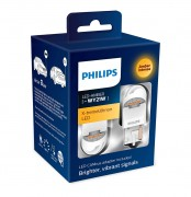 Комплект светодиодов Philips X-tremeUltinon LED gen2 (T20 / WY21W) 11065XUAXM + CANbus
