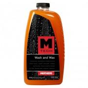 Автошампунь с воском (концентрат) Mothers M-Tech Wash & Wax MS25678 (1,42л)