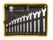 Набор рожково-накидных ключей Vorel VO 51710 (12 шт)